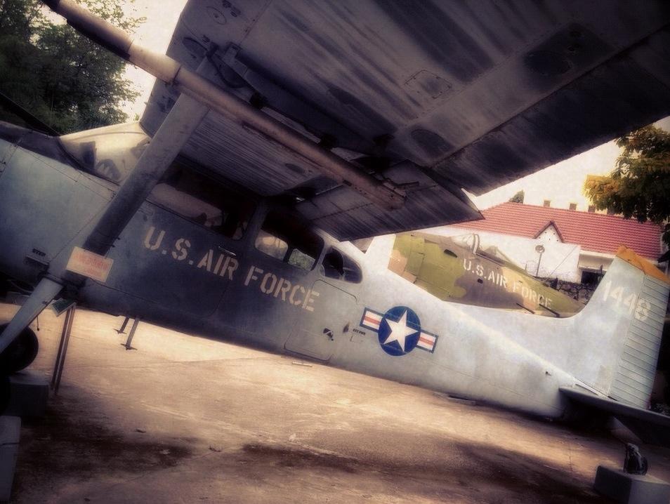 The War Remnants Museum in Vietnam