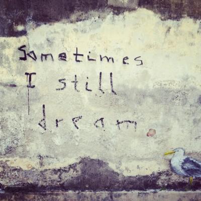 Graffiti in Penang, Malaysia