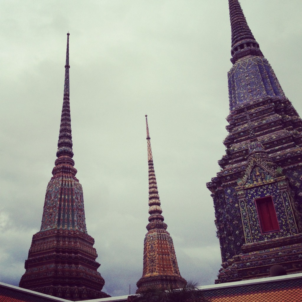 The Wat Pho Temple Complex