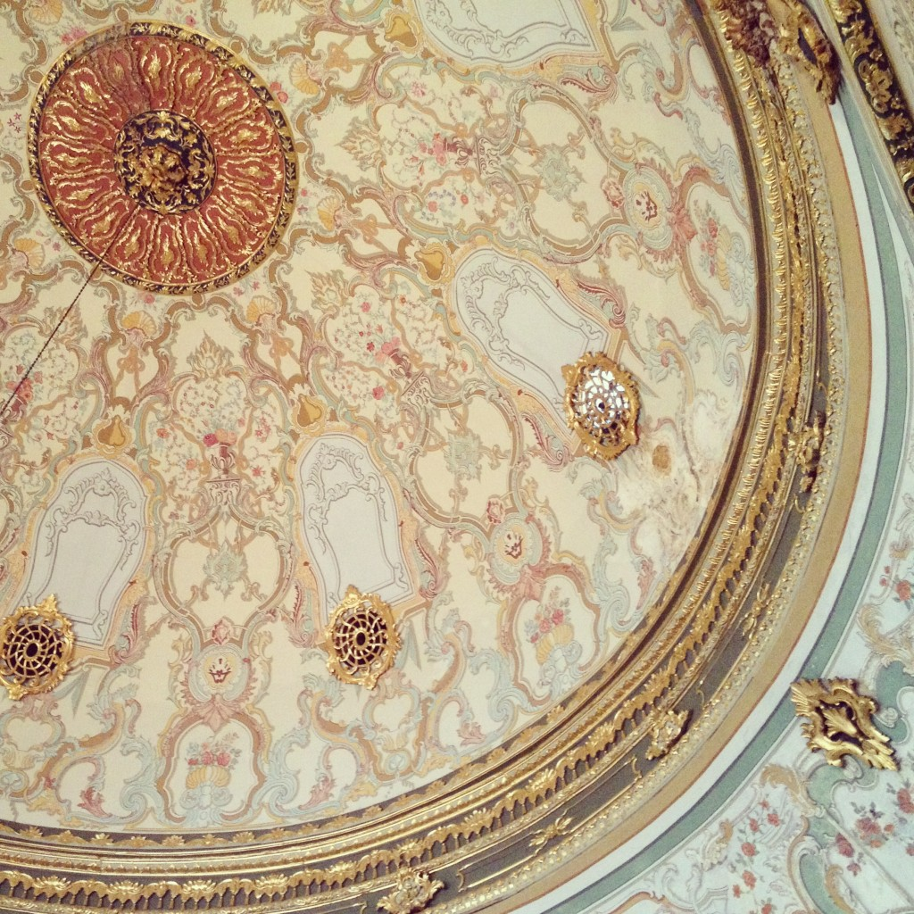 Architecture at the Topkapi Palace