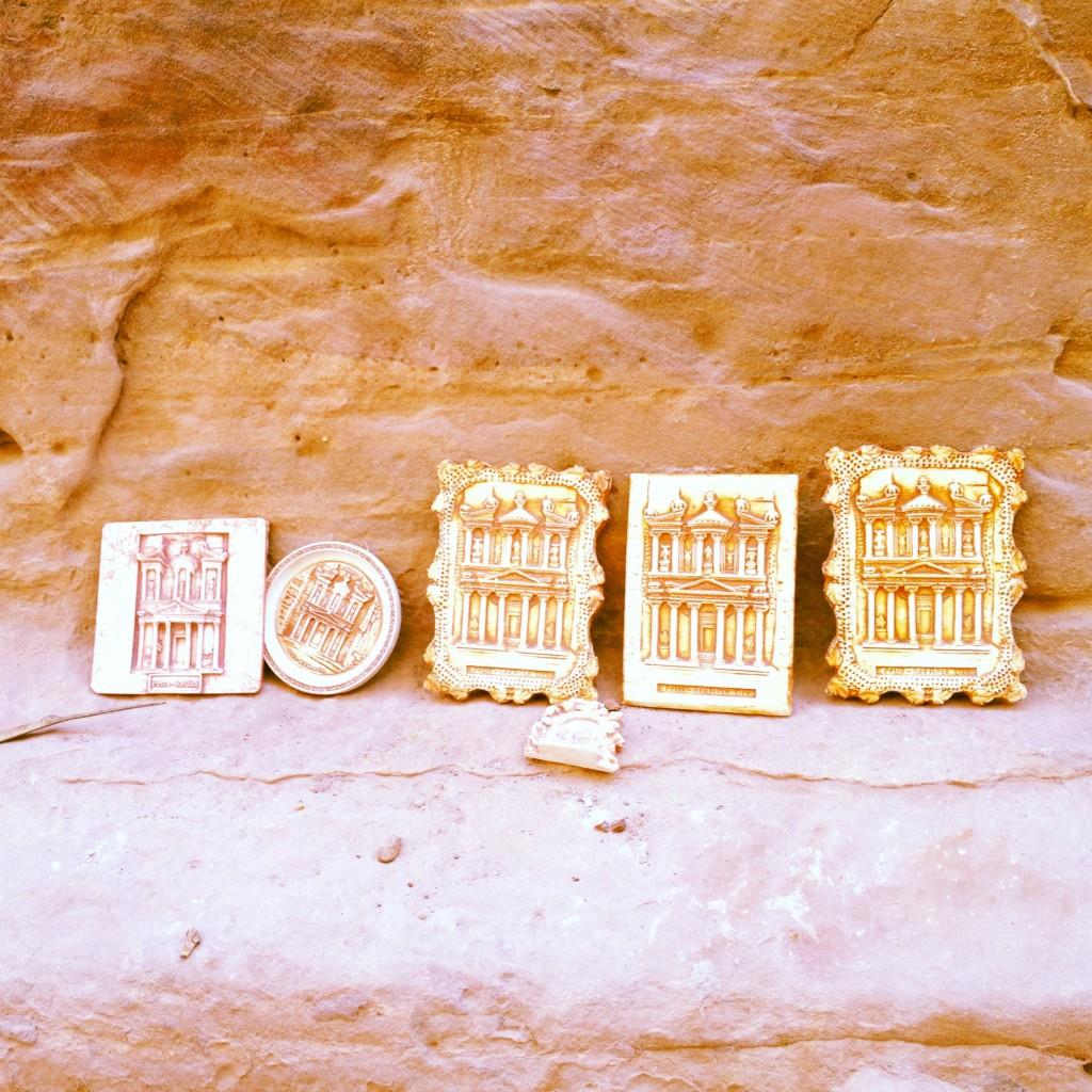 Souvenirs at Petra