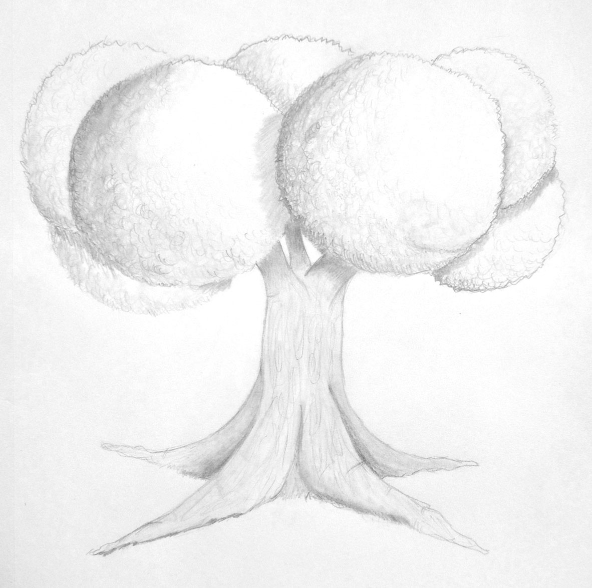 Day #50: Lesson 21 in Mark Kistler's 'You Can Draw In 30 Days'